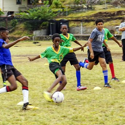 Football Coaching Volunteer Project in St Lucia, Castries