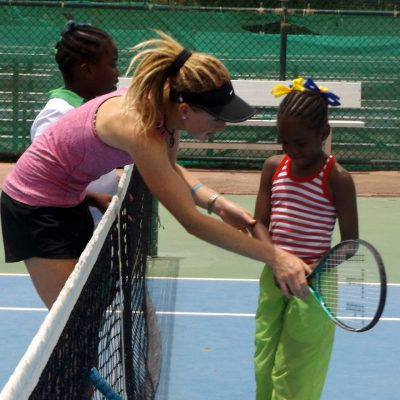 Tennis Coaching Volunteer Project in St Lucia, Castries