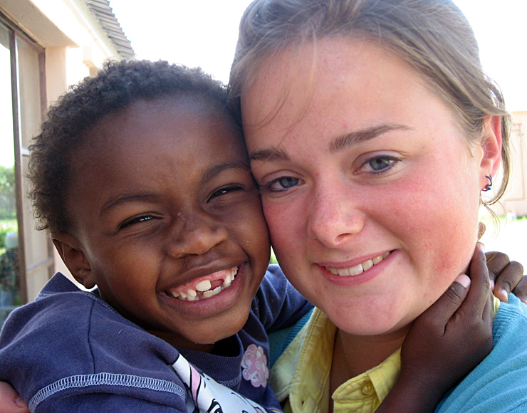 Volunteer Care Work Project in South Africa