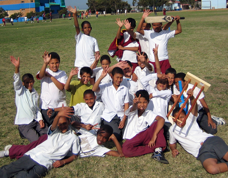 Cricket Community Project South Africa