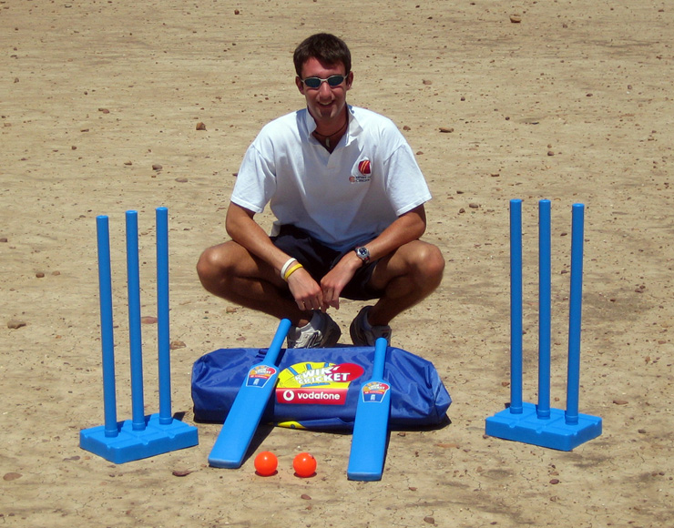Cricket Coach in South Africa