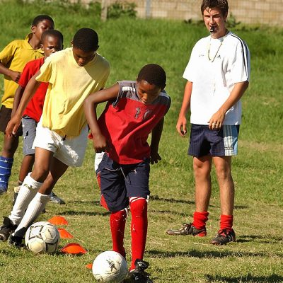 Football Coaching Volunteer Project in South Africa, Port Elizabeth