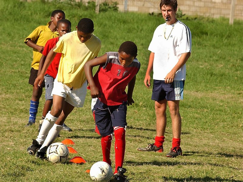 Football Coaching Volunteer Project in South Africa, Port Elizabeth 2559