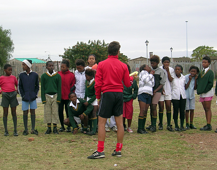 Ultimate Frisbee Project South Africa