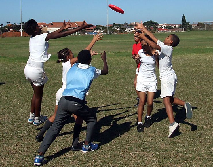 Play Ultimate Frisbee in South Africa