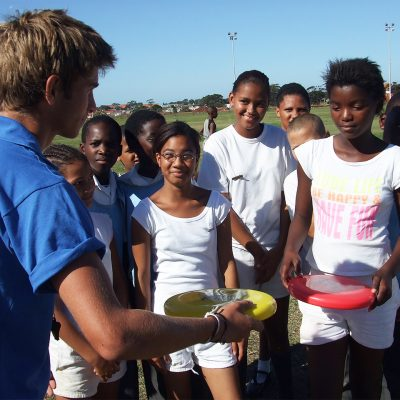 Ultimate Frisbee Coaching Volunteer Project in South Africa, Port Elizabeth
