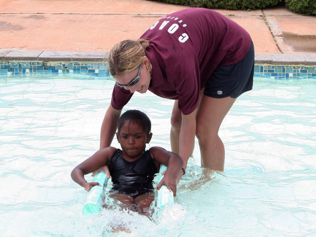 Teach Kids to Swim Project South Africa