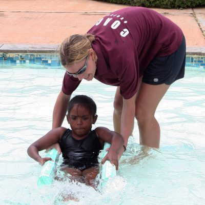 Swimming Teaching Volunteer Project in South Africa, Port Elizabeth
