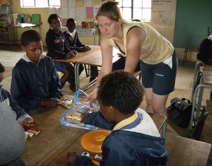 Volunteer Teaching Project in South Africa