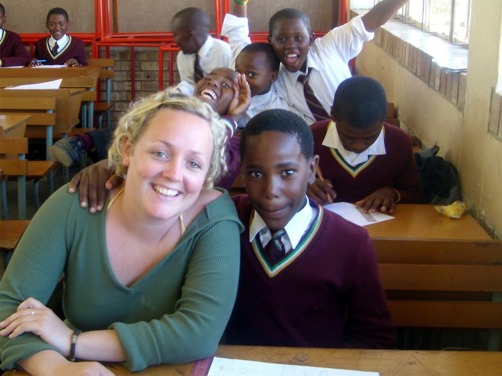 Teaching Volunteer Project South Africa