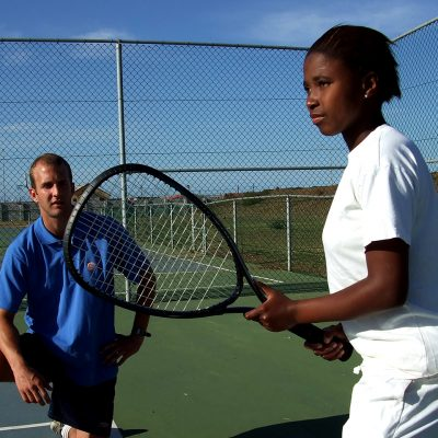 Tennis Coaching Volunteer Project in South Africa, Port Elizabeth