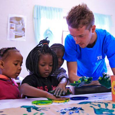 Care Work Volunteer Project Abroad in South Africa, Port Elizabeth