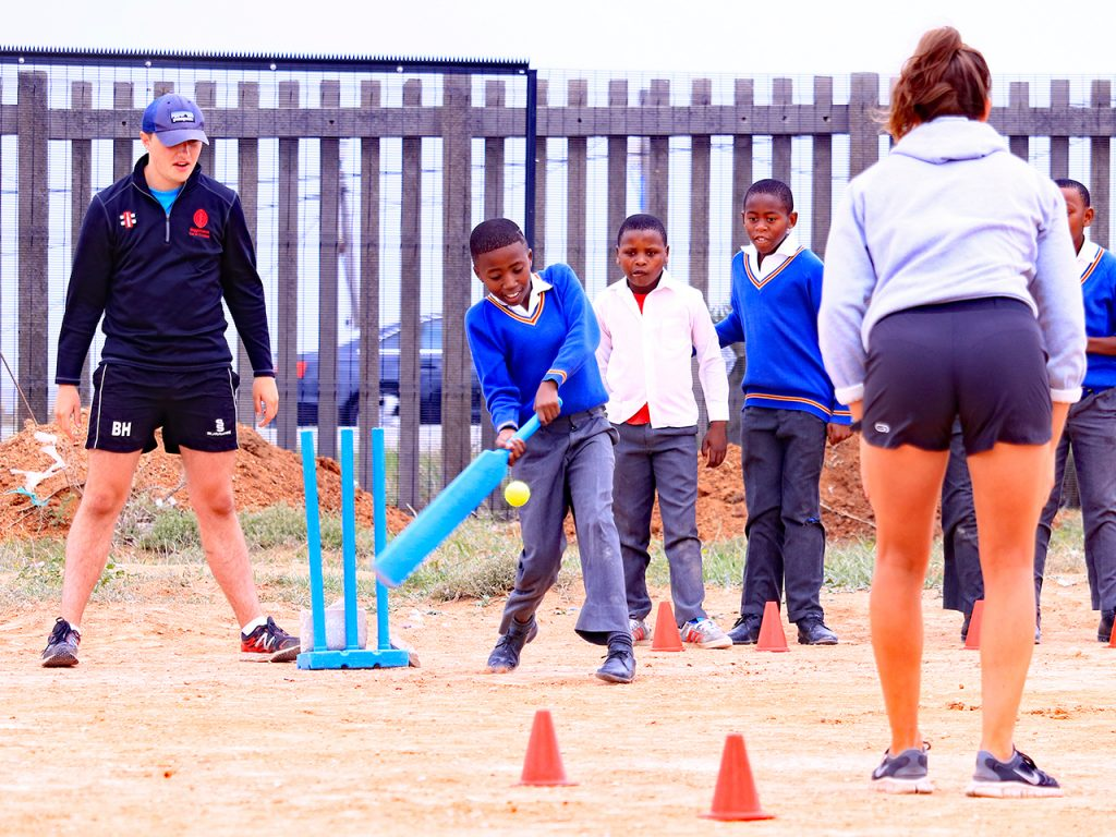Cricket Coaching Project South Africa