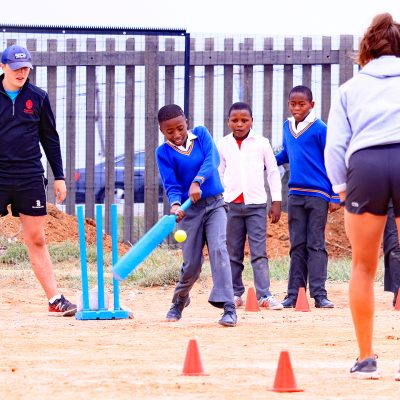 Cricket Coaching Volunteer Project in South Africa, Port Elizabeth