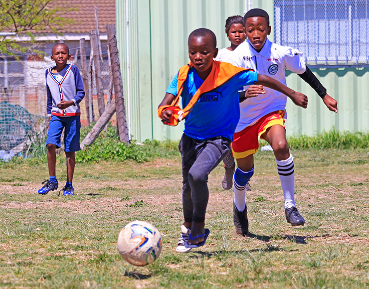 Volunteer Football Project South Africa