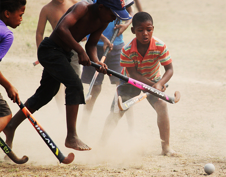 Hockey in the Community South Africa