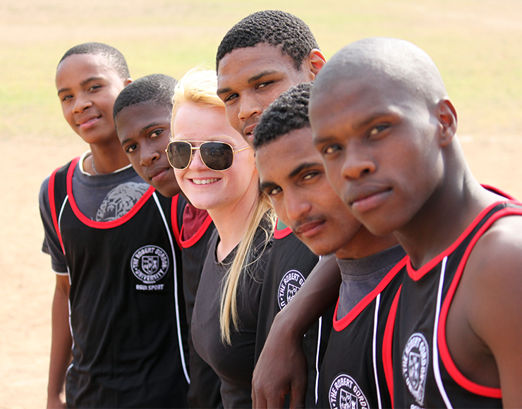 Sports Camp in South Africa