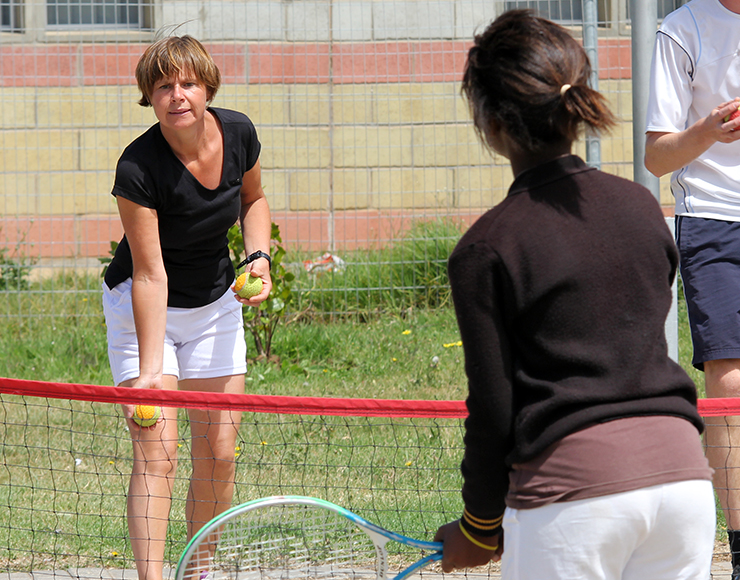Tennis Coaching Project South Africa