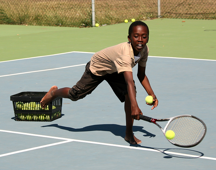Tennis Training for Kids South Africa