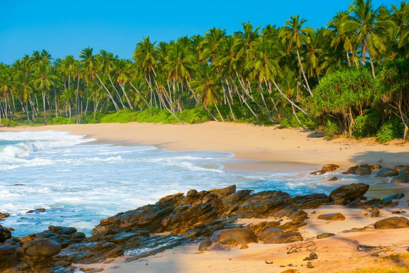 Sri Lanka - 1554 - Beach