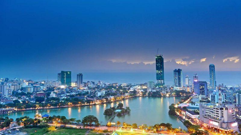 Photography Experience of Sri Lanka - 1567 - Colombo - City Skyline