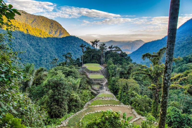Columbia - 1558 - Santa Marta Lost City Historu Adventure Nature Landscape