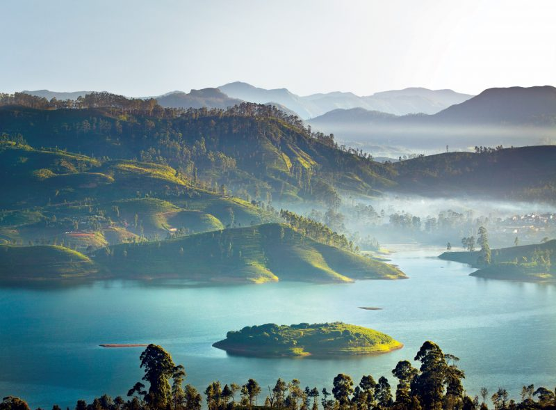 Photography Experience of Sri Lanka - 1567 - Landscapes Mountains and Lakes