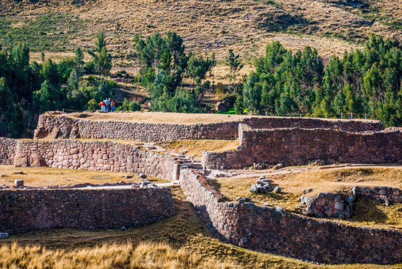 Peru - 1559 - Puka Pukara - Ancient Ruins