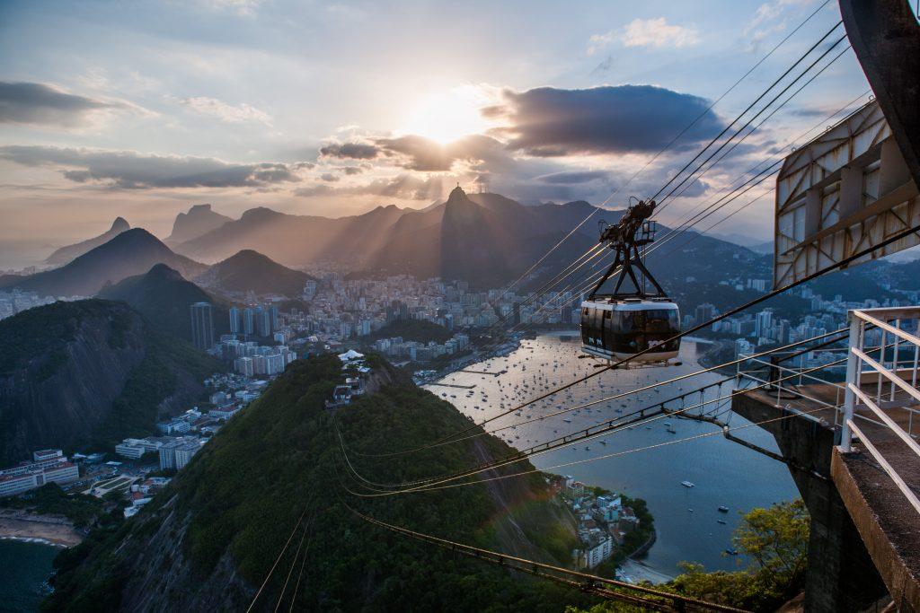 Brazilian Family Experience -1569 - Pão de Açúcar, Urca - Cable Car , Rio de Janeiro, RJ