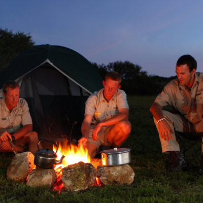 Game Ranger Training Course Abroad in South Africa, Sidbury