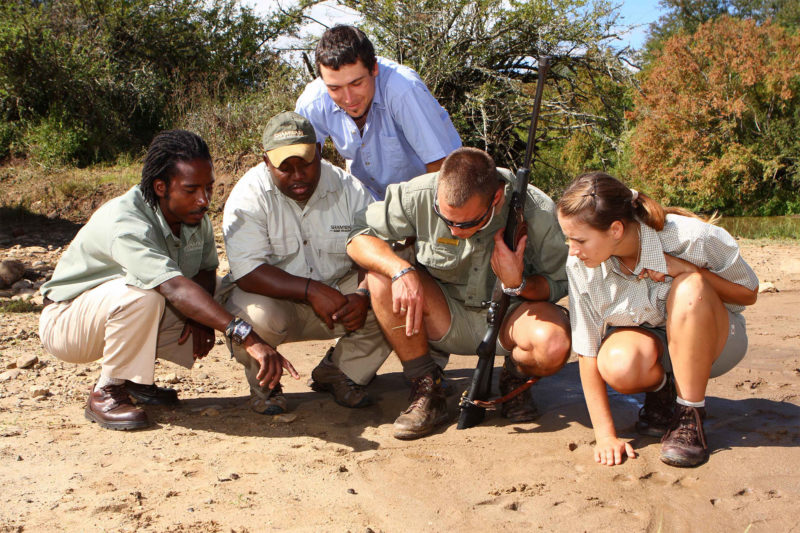 Game Ranger Course in Eastern Cape South Africa
