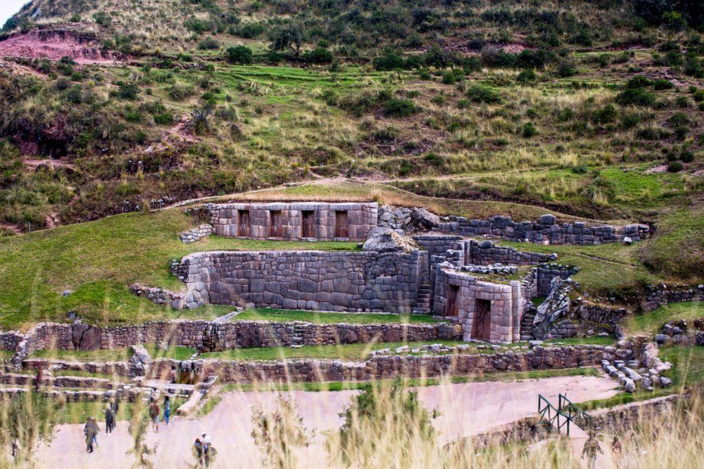 Peru - 1559 - Tambomachay - Ancient Ruins