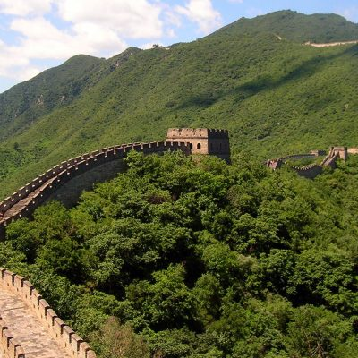 Adventure through China