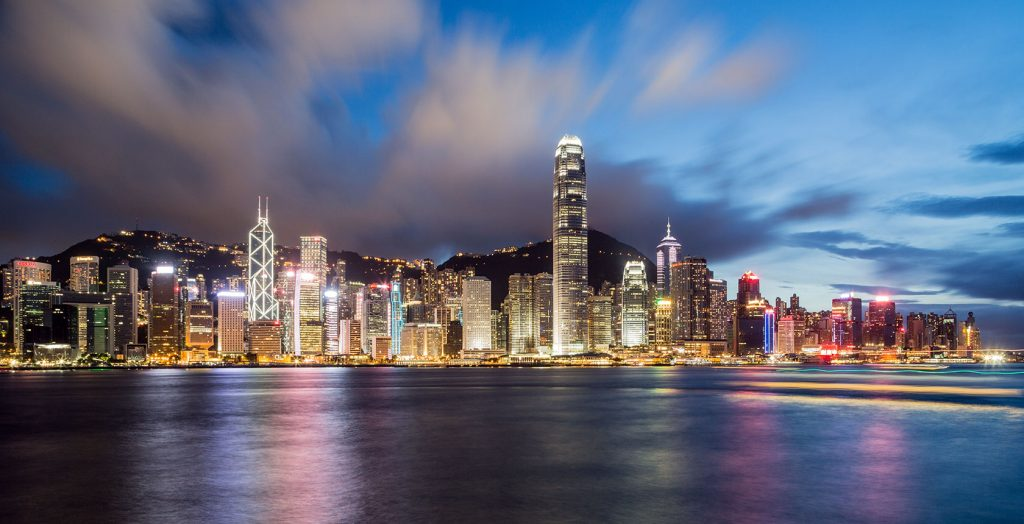 Hong Kong - 18263 - Skyline View