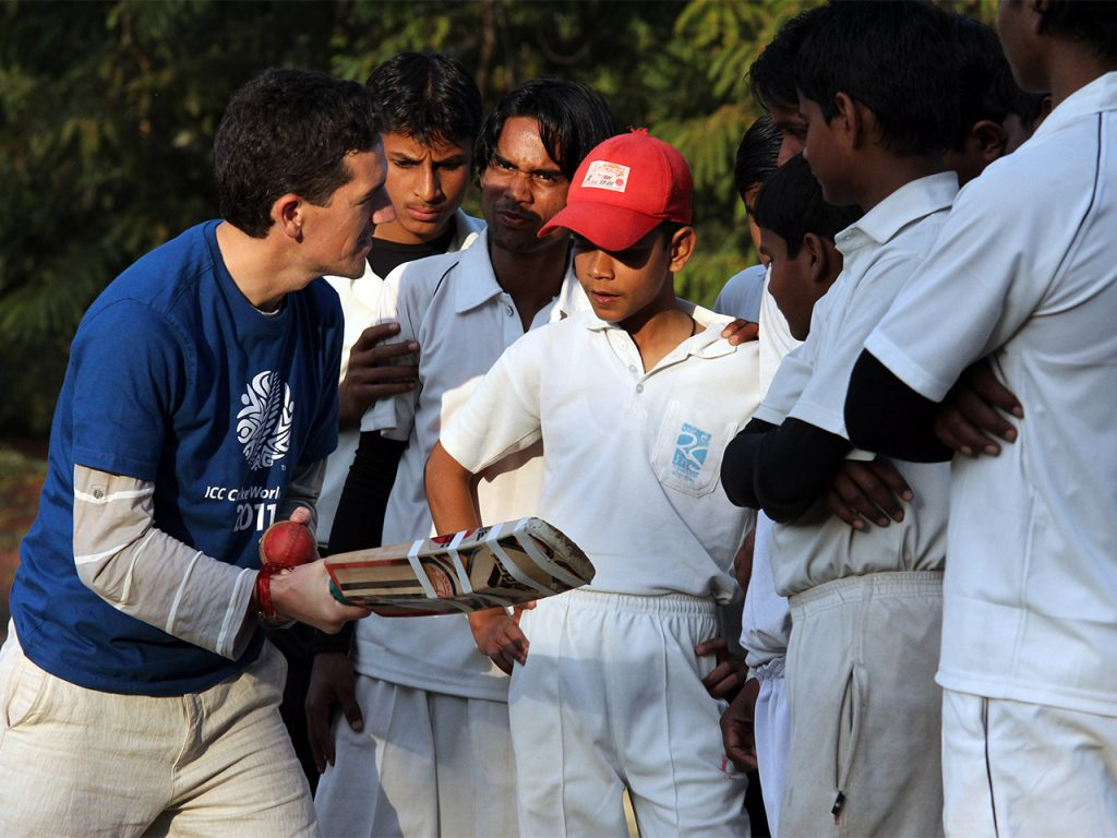 India Cricket Coaching Project