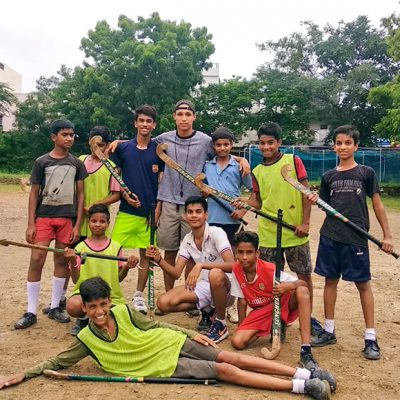 Hockey Coaching Volunteer Project in India, Udaipur