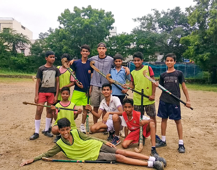 Hockey Coaching in India