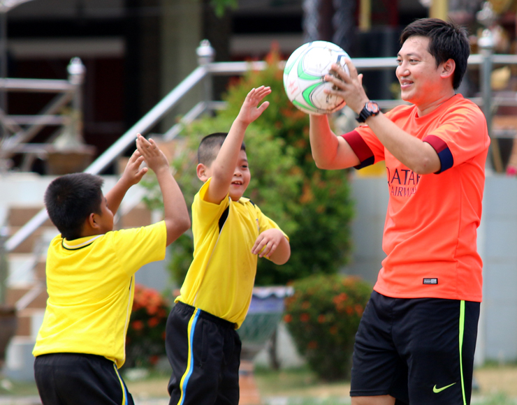 Sports in Thailand for Kids