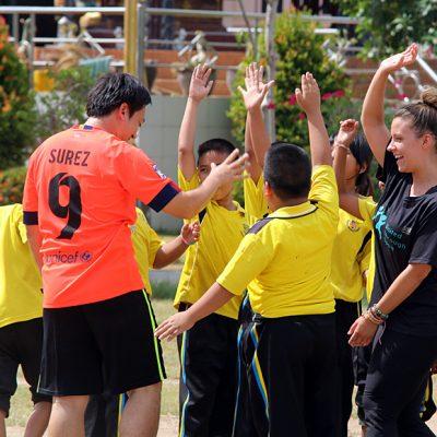 Sports Management Internship in Thailand, Singburi