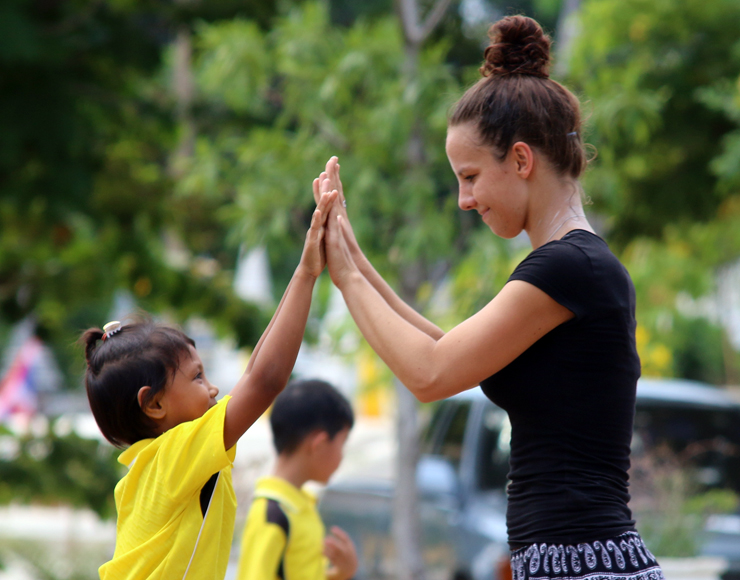 Sports Management Internship in Thailand, Singburi 2546