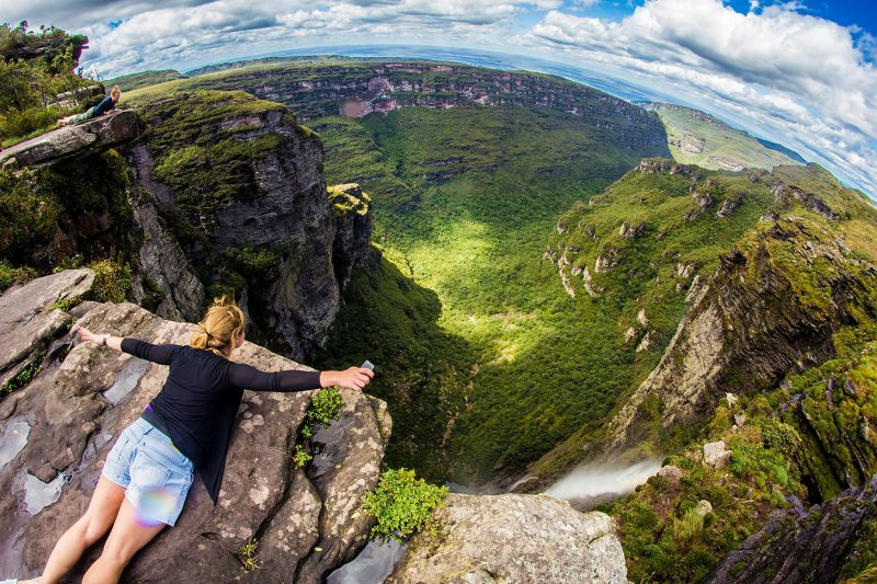 Brazil Adventure - 1569 - Chapada-Diamantina - Mountain Views