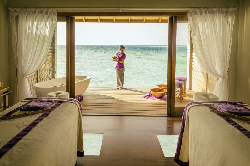 Maldives - Lhaviyani Atoll - 1567 - Hurawalhi Island Resort - Duniye Spa Sea Views