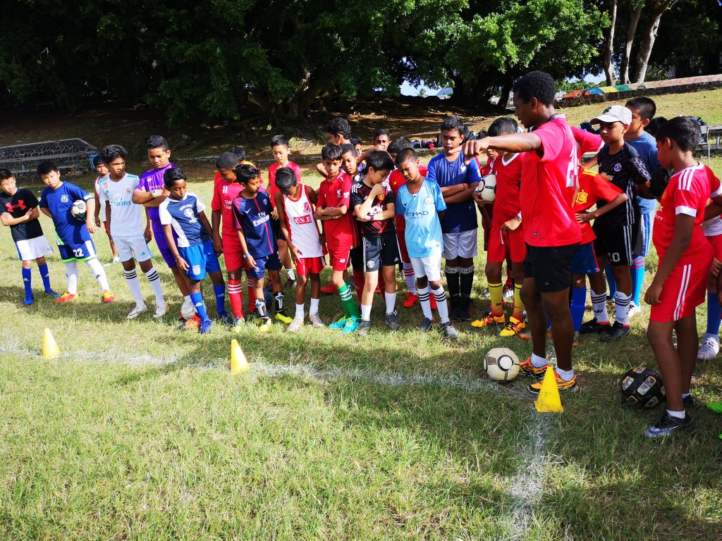 Mauritius Football Coaching