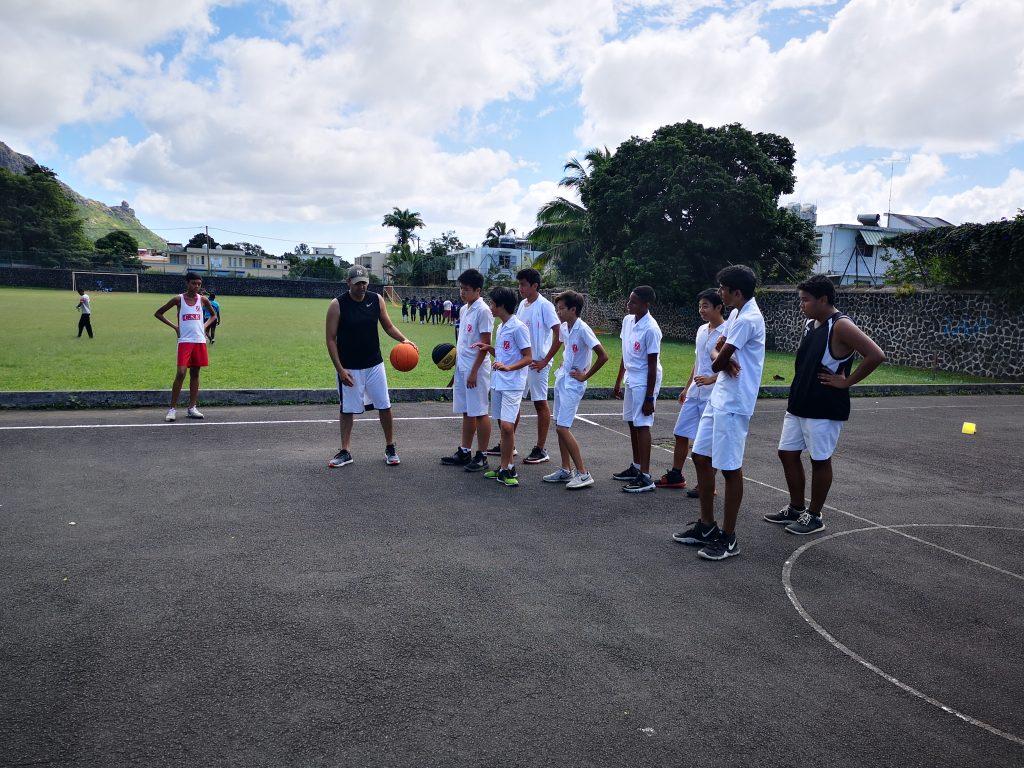 Mauritius Basketball Coaching