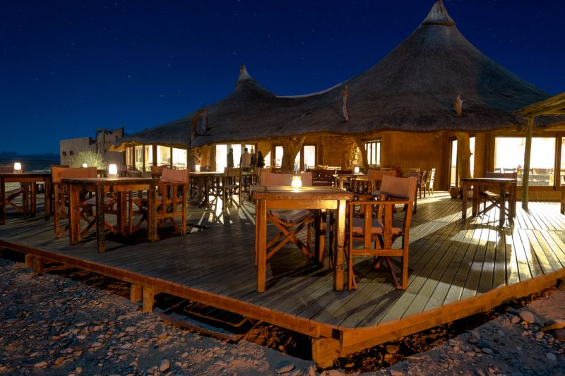 Namibia - 1552 - Sossusvlei - Kulala Desert Lodge - Decking - Night Skies