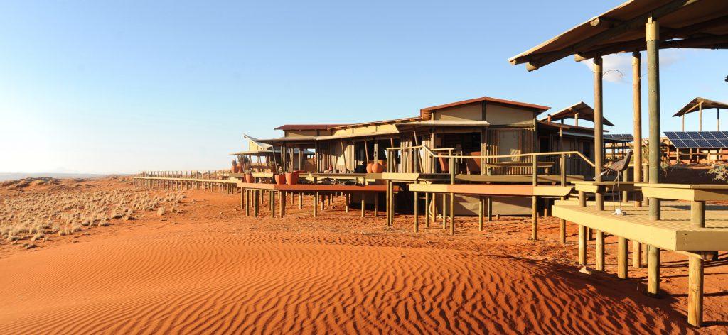 Namibia - 1552 - NamibRand Nature Reserve - Wolwedans Dune Lodge - Exterior Lodge Views