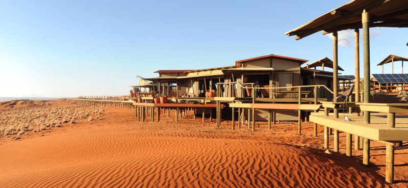 Namibia - 1552 - NamibRand Nature Reserve - Wolwedans Dune Lodge - Exterior Lodge Views
