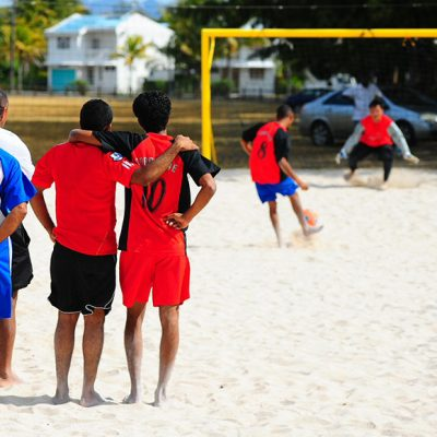 Football Coaching and Playing Project in Mauritius
