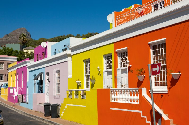 Colourful Towns South Africa Tourism
