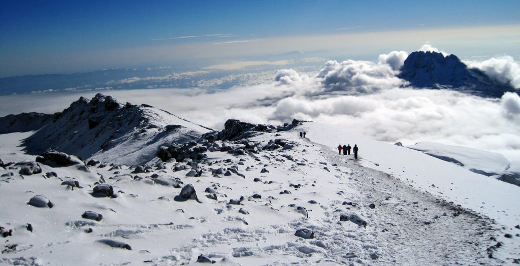 Tanzania - 1568 - Kilimanjaro - Mountain